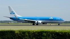 Boeing 737-8K2 KLM PH-BXC