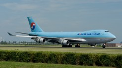 Boeing 747-4B5F-SCD Korean Air Cargo HL7434