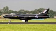 IMGP4915 Hawker Hunter PR11 XG194 G-PRII Viper Hunter Team UK