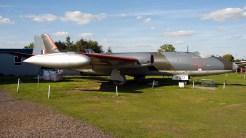 English Electric Canberra PR3 WF922 RAF