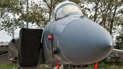 McDonnell Douglas F-15D Eagle 86-0182 - LN USAF