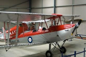 IMGP5902 1931 De Havilland DH82 Tiger Moth - K2585 G-ANKT