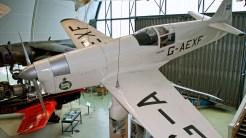 IMGP6108 Percival P-6 Mew Gull E2H replica G-AEXF