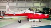 BAC 84 Jet Provost T5A RAF XW323