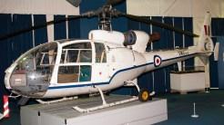 IMGP6268 Westland SA-341E Gazelle HCC4 RAF XW855