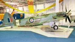 IMGP6291 Supermarine 356 Spitfire F24 RAF PK724
