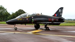 British Aerospace Hawk T1A XX318 RAF