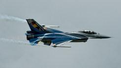 IMGP6341 General Dynamics SABCA F-16AM Fighting Falcon FA-84