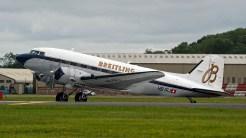 IMGP6834 Douglas DC-3 A HB-IRJ Breitling