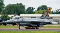 IMGP7053 General Dynamics Fokker F-16AM Fighting Falcon 401 671 Norwegian AF