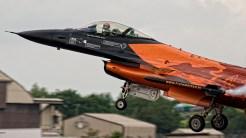 IMGP7200 General Dynamics Fokker F-16AM Fighting Falcon 401 J-015 Dutch AF