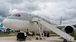 IMGP7327 Boeing 787-8DZ Dreamliner N10187 Qatar Airlines