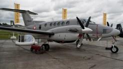 IMGP7410 Hawker Beechcraft B200 King Air AS1126 Malta AF