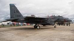 Boeing F-15E Strike Eagle 97-0221 LN USAF