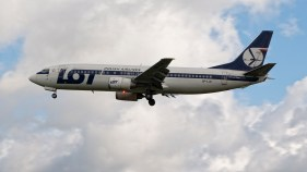 Boeing 737-45D SP-LLB Polish Airlines LOT