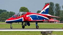 British Aerospace Hawk T1A XX278 RAF