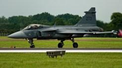 IMGP8030 Saab JAS-39C Gripen 39273 Swedish AF
