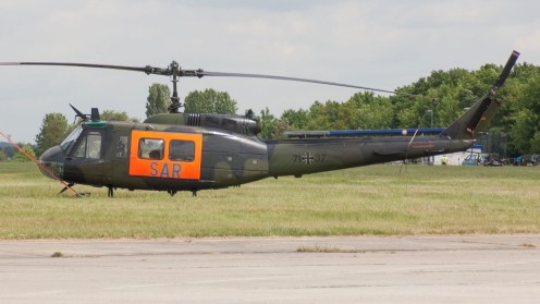 IMGP8400 Bell Dornier UH-1D Iroquois 205 71+37 Germany Army