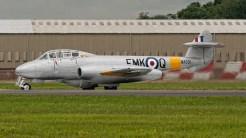 IMGP8440 Gloster Meteor T7 WA591 G-BWMF