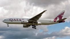Boeing 777-2DZ-LR A7-BBB Qatar