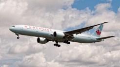 Boeing 777-333-ER C-FIVQ Air Canada