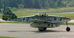 Messerschmitt Me-262A-1C Schwalbe Replica D-IMTT EADS