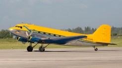 IMGP9860-ILA Douglas C-47B Skytrain DC-3A 9Q-CUK