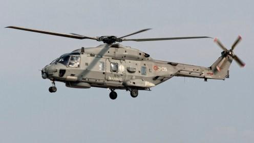NHI NH-90 NFH 3-05 MM81581 Italian Navy