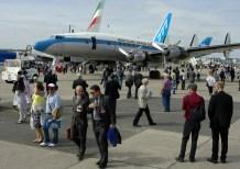 Impression Le Bourget Air Salon 2005