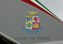 Italian air force tail le bourget 05