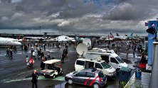 Le Bourget overzicht HDR woensdag2