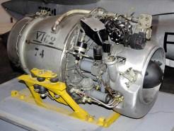 ad08-04 Fouga Magister engine