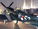 ad08-04 Spitfire Mk IXc rear