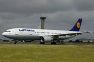 cdg06-05 Airbus A300-605R D-AIAZ Lufthansa