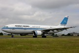 Airbus A300-B4-605R 9K-AMA Kuwait Airways