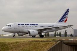 Airbus A318-111 F-GUGB Air France
