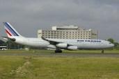 Airbus A340-313X F-GNIF Air France