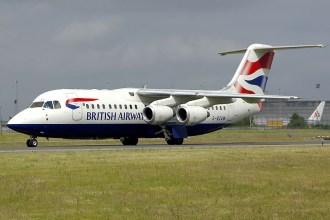 cdg06-05 BAe Avro 146-RJ100 G-BZAW British Airways