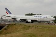 Boeing 747-428 F-GITH Air France