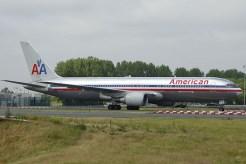 cdg06-05 Boeing 767-323ER N383AN American Airlines