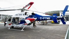 panorama Bell 429 GlobalRanger C-FTNB