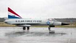 Convair F-102A Delta Dagger 8-10 USAFE 56-1032