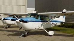 Cessna 172P Skyhawk II KLM PH-KBA