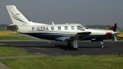 Socata TBM-700C F-GZRA