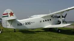 Antonov PZL-Mielec An-2P HA-ANI