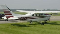 Cessna P210N Pressurized Centurion II N210MJ