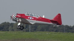 North American T-6G Texan N4109C