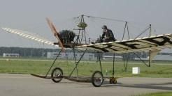 Fokker Spin III PH-SPN