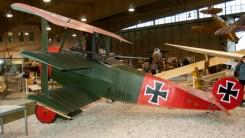 Fokker Dr-1 replica Luftwaffe 152-17