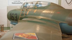Mikoyan-Gurevich MiG-15UTI DDR air force 163